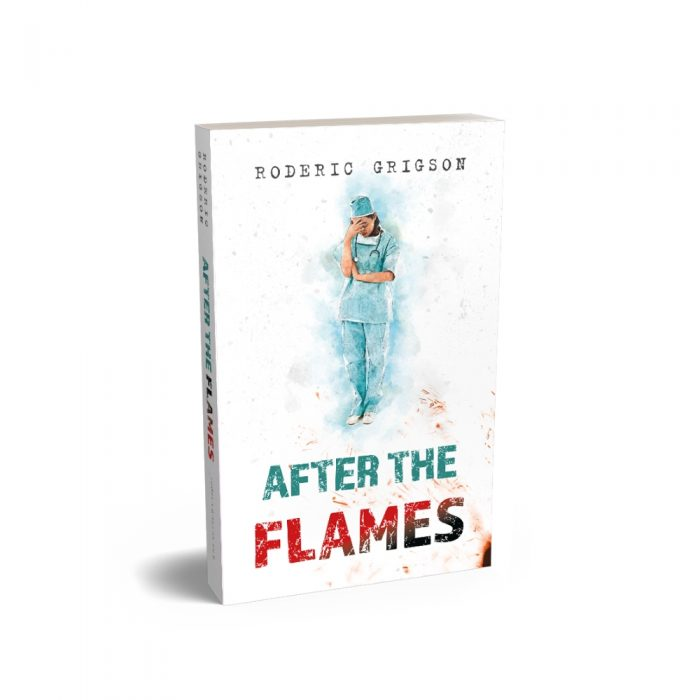 After The Flames – behind the scenes